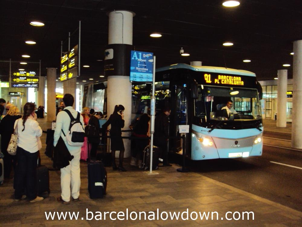 Shuttle From Barcelona Airport To Hotel Barcelona