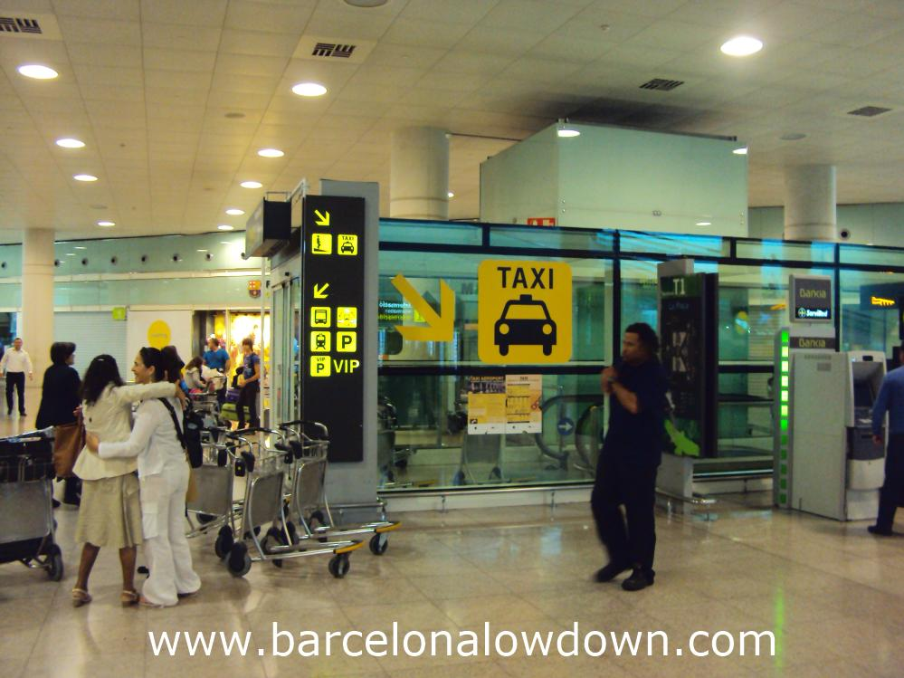 How To Get From Barcelona Airport To The City Centre