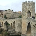 Besalu Bridge, Spain