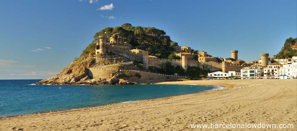 Tossa de Mar History Sand and Sunshine on the Costa Brava