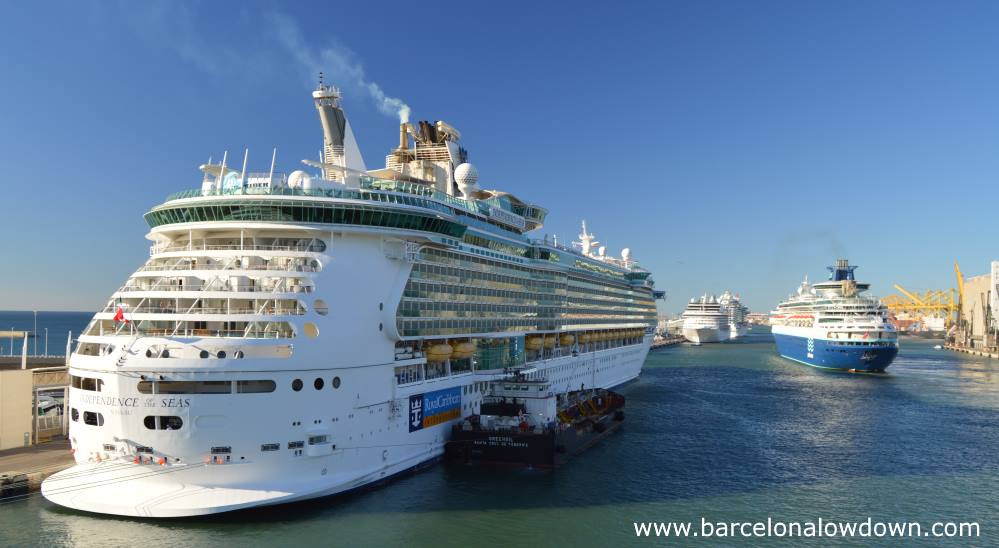 Barcelona Cruise Reviews (2019 UPDATED): Ratings of ...