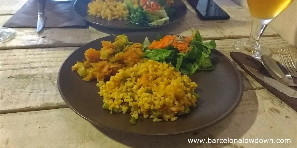 Barcelona Indian Vegetarian Restaurants